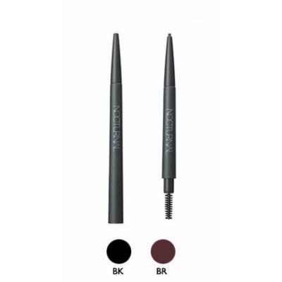 Pola Muselle Nocturnal Eyebrow Pencil / Black (Refill)