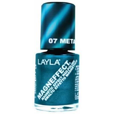 Layla Magneffect Nail Polish, Metallic Sky, 1.9 Ounce by Layla