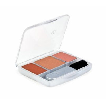 CoverGirl TruCheeks Blush Shade 6, 0.27-Ounce Pan (Pack of 3) by CoverGirl