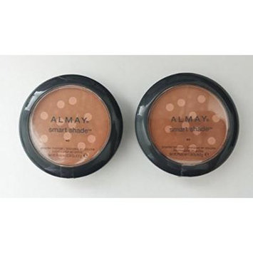 Almay Smart Shade Powder Bronzer#40(2 Pack) by Revlon