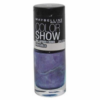 Maybelline Color Show Metallics Nail Lacquer - Amethyst Ablaze - 0.23 oz by Maybelline