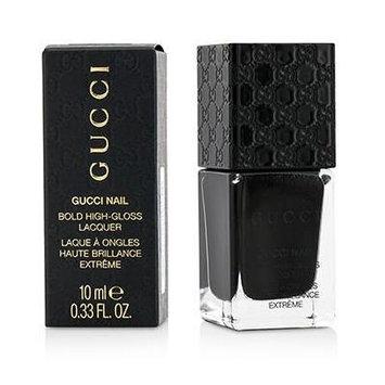 Gucci Bold High Gloss Nail Lacquer - #240 Iconic Black 10ml/0.33oz