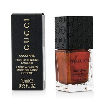Gucci Bold High Gloss Nail Lacquer - #190 Antique Ruby 10ml/0.33oz