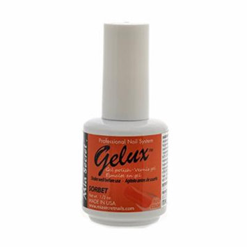 Mia Secret Professional Nail System Gelux Soak off Gel Polish 0.5oz-Sorbet