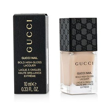 Gucci Bold High Gloss Nail Lacquer - #010 Voile 10ml/0.33oz