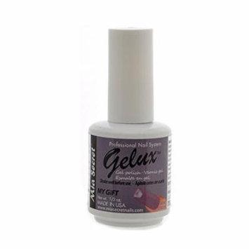 Mia Secret Professional Nail System Gelux Soak off Gel Polish 0.5oz-My Gift