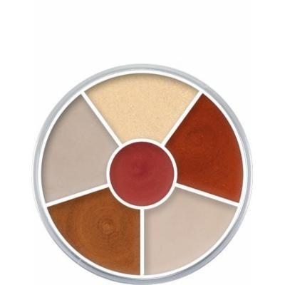 Kryolan 1316 Classic - Cream Color Circle Interferenz Makeup (30g/1.1 oz)