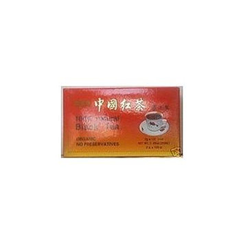 China Organic Black Tea (Natural & Organic) 100 Tea Bags by A2AWorld Green Tea by Royal King