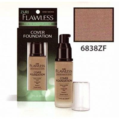 Zuri Flawless Cover Foundation - Misty Tan (Pack of 6)