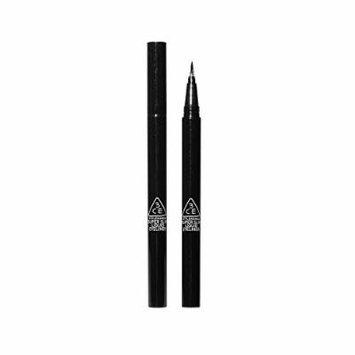 [3CE]3CE SUPER SLIM LIQUID EYE LINER-#BLACK 0.5G