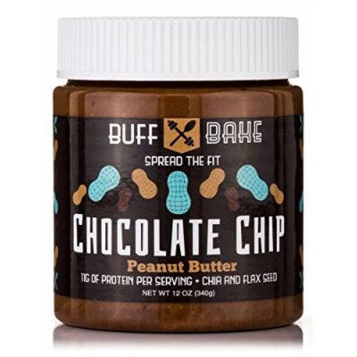 Buff Bake Protein Peanut Butter Chocolate Chip 12 oz