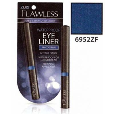 Zuri Flawless Eye Liner - Peacock Blue (Pack of 3)