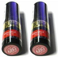 REVLON Super Lustrous Lipstick Creme TEMPTRESS #680 (PACK OF 2)