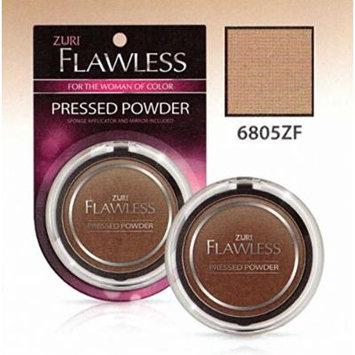 Zuri Flawless Pressed Powder - Tawny Tan (Pack of 4)