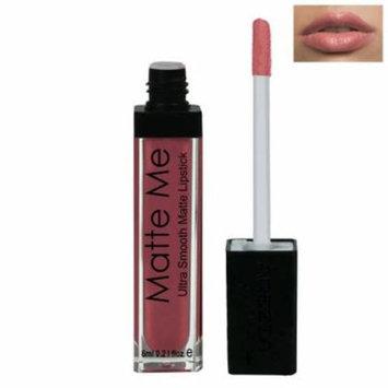Arezia Matte Me Liquid Lipstick 6ml / 0.2 fl.Oz. AZ-22 (Skin Kiss)