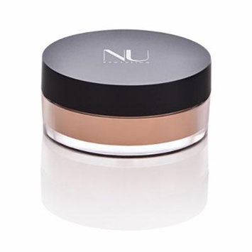 NU EVOLUTION Loose Powder Foundation Made with Natural Ingredients - No Parabens, Talc, Gluten 303