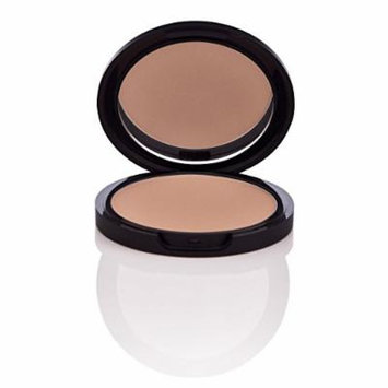 NU EVOLUTION Pressed Powder Foundation Made with Natural Ingredients - No Parabens, Talc, Gluten 204