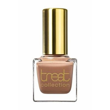 treat collection - Vegan / 5 Free Nail Polish TOUCH OF GLAMOUR (Chic Mink Shade)