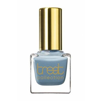 treat collection - Vegan / 5 Free Nail Polish BLUE SKY (Evening Sky Blue)