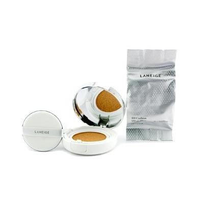 LANEIGE BB Cushion Foundation SPF 50 With Extra Refill Natural Beige