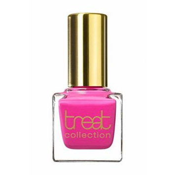 treat collection - Vegan / 5 Free Nail Polish POPPIES & PEONIES (Almost Shocking Pink)