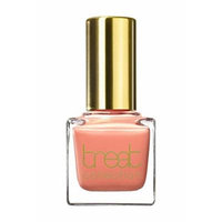 treat collection - Vegan / 5 Free Nail Polish DREAM VACATION (Bright Peach With a Hint of Pink)