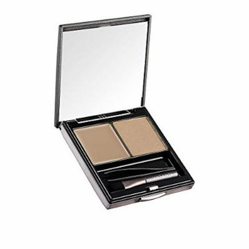 Vasanti Dynamic Brow Duo Kit - All you need for Perfect Brows - Includes Brow Powder, Brow Wax, Mini Tweezers and Brow Brush - Paraben Free, Carmine Free. Never Tested on Animals …