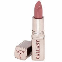 Gallany Cosmetics Creme Satin Natural Pink Lipstick, Hydrates Dry Lips, Wears Like Lip Balm, Cruelty-Free, Made in USA (Nutmeg)