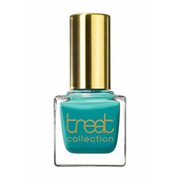 treat collection - Vegan / 5 Free Nail Polish OUTDOORS (Electrifying Shade of Green)
