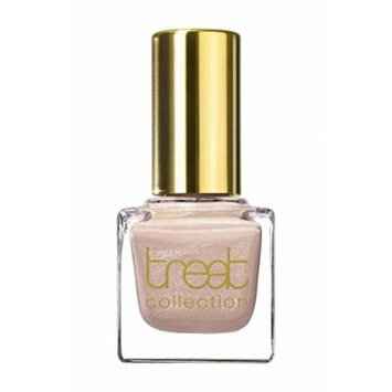treat collection - Vegan / 5 Free Nail Polish COCKTAIL HOUR (Light Taupe With Golden Shimmer)