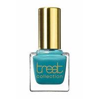 treat collection - Vegan / 5 Free Nail Polish MINT JULEP (Indian Ocean Turquoise-Blue)