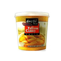 Exotic Yellow Curry Paste, 1kg