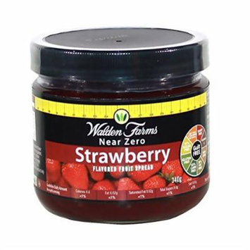 Walden Farms 340g Strawberry Fruit Spread by Walden Farms