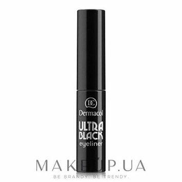 Dermacol Ultra Black Eyeliner- Black