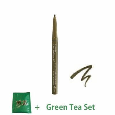 Ettusais Cream Eye Liner Waterproof - Khaki (Green Tea Set)