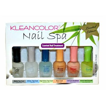 Kleancolor Nail SPA Limited Edition Scented Nail treatment (6pcs)