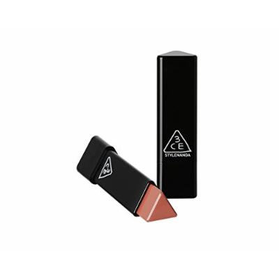 3CE (3 Concept Eyes) Glow Jam Triangular Lipstick 2016 New Korean Cosmetics (Candy Coral)
