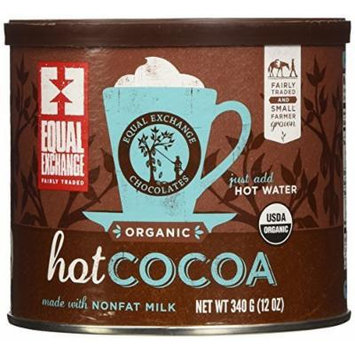 Organic Cocoa Hot Cocoa Mix - 12 oz,(Equal Exchange) by Frontier