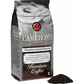 Cameron's Chocolate Caramel Brownie Ground Coffee-12 oz Bag by Cameron's