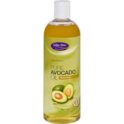 2Pack! Life-Flo Pure Avocado Oil - 16 fl oz
