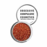 Obsessive Compulsive Cosmetics Face & Body Cosmetic Glitter, Amber, 0.08 Ounce