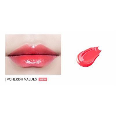 Pony Effect Favorite Fluid Lip Tint (Korean Makeup Lipstick) (#01 Cherish values)