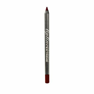 Vasanti Lipline Extreme Lip Pencil Enriched with Marula Oil - Lip Shaping, Anti-feathering, Long Lasting, Intense Color - Paraben Free (Black Cherry - Deep Burgundy Brown)