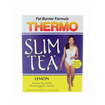 Hobe Labs Thermo Slim Tea Lemon - 24 Tea Bags by Hobe Labs