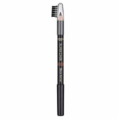 L'Oreal Paris Super Liner Brow Artist Brunette 03 (PACK OF 4)