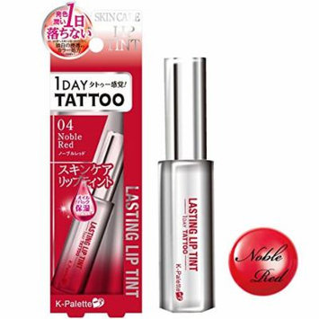 K-Palette 1 day Tattoo Lasting Lip Tint Noble Red