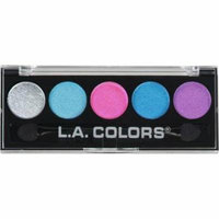 L. A. Colors 5 Color Metallic Eyeshadow CEP21 Soiree by L. A. Colors