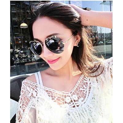 Generic personality_of gray_ant_ retro sunglasses