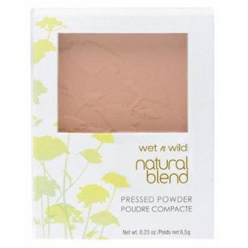 Wet n Wild Natural Blend Pressed Powder Golden 7 g by Wet 'n' Wild