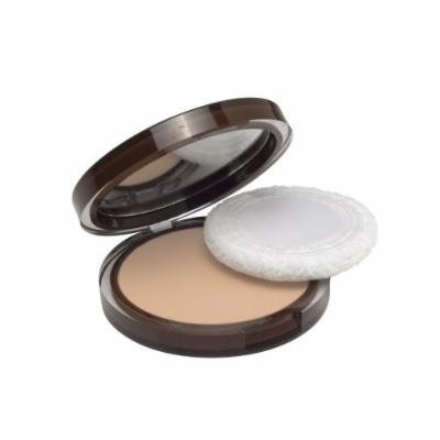 CoverGirl Clean Pressed Powder Buff Beige (W) 125, 0.39-Ounce Pan by COVERGIRL